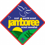 Badge 21st World Scout Jamboree