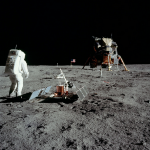 Mission Apollo 11 : un scout sur la Lune