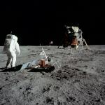 Mission Apollo 11 : un scout sur la Lune